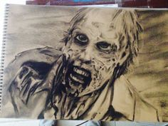 "Charcoal ""Zombie"""