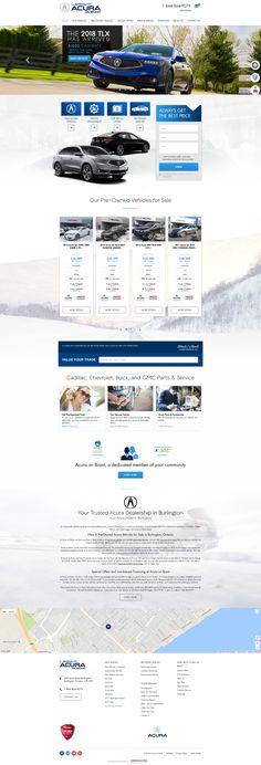 Best web design for car dealers. Get Inspired Today! Web Design Inspiration, Creative Inspiration, Car Websites, Car Dealers, Cars For Sale Used, Best Web Design, Buick, Ecommerce, Chevrolet