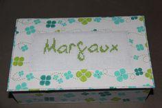 Cadeau de naissance 100% home made Lesdixbox.be