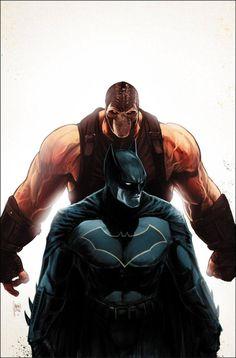 Batman #11 by Mikel Janin *