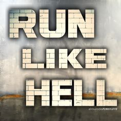 Pink Floyd, Run Like Hell