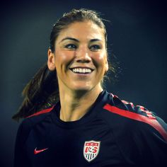 Happy Birthday to the #USWNT's #1, Hope Solo!