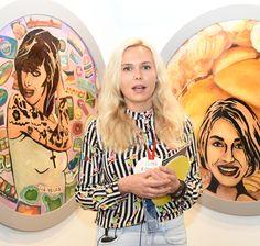 【台北新藝博】來台藝術家專訪(二) (15) Yana Katsuba 1979,烏克蘭
