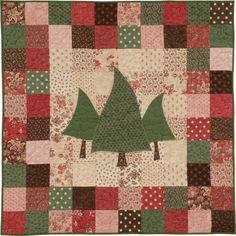 Merry Triple Tree, Lesley Chaisson