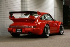 https://plus.google.com/+JohnPruittMotorCompanyMurrayville/posts    Porsche 911 RWB
