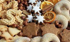 Gesunde Plätzchen backen ohne Mehl #jul #recept