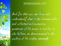 ephesians 1 19 that power is the same powerpoint church sermon Slide04http://www.slideteam.net