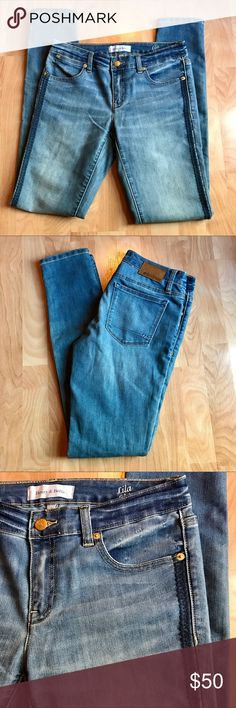 Henry & Belle Lila skinny jeans NWOT Brand new without tags (never been worn) Henry & Belle Lila skinny jeans size 27. The inseam measures 31.75 inches and the rise measures 8 inches. Also, they are 67% cotton and 33% elastane. Offers accepted😊❤️ Henry & Belle Jeans Skinny