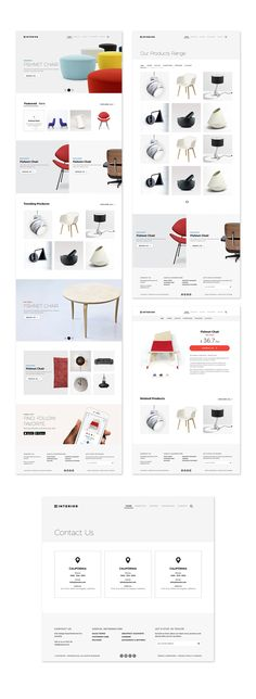 Interior is a Multi-purpose Furniture Store and Interior psd Template. Its build based on Bootstrap Grid System. So it is so easy to customize and easy to use. It is designed with modern style trend, clear layout for Furniture Store as well as can easily modified to adapt to other fields Fashion site, Digital store, Food store, Bag store, Watches store, Sport shop, Shoes shop, Beauty store, Games shop, Jewelry shop etc.