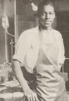 The most untalked about, unappreciated, unknown giant in the African American community - [b. 1910 - d. 1985] Vivien Thomas en.wikipedia.org/...