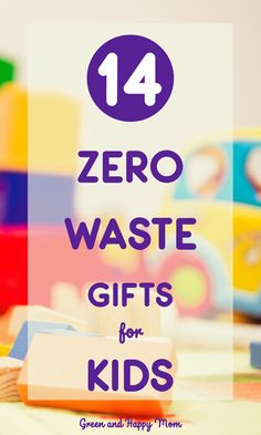 14 zero waste gift ideas for kids of sustainable parents. Kids Going To School, Green Living Tips, Eco Friendly Toys, Buy Toys, Natural Parenting, Cocktail Making, Happy Mom, All Kids, Niece And Nephew