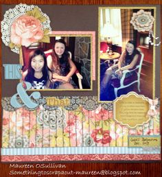 Sunday, May 4, 2014                          CTMH-- Ariana This  That LO      Hello, I hope you were able to get some scrapbooking done thi...