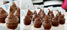 Parane pian -suklaamuffinssit / Get well soon chocolate muffins