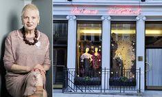 Fashion designer Vivienne Westwood says people should eat less