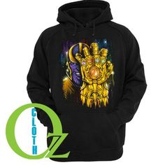 Thanos Hand Hoodie