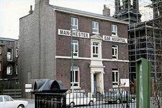 Manchester Ear Hospital, early 1970s