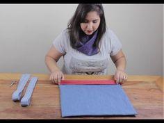 Bruna Damazo, do Amores de Minas dá uma aula de como fazer uma linda e sustentável ecobag utilizando nossos tecidos!Caso você faça, compartilhe conosco usando #semprecirculo