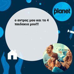 ο αντρας μου και τα 4 παιδακια μου!!! Planets, Movies, Movie Posters, 2016 Movies, Film Poster, Cinema, Films, Movie, Film Posters