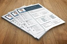 Resume Template  Professional Cv Template and Cover by sisresume