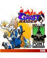 Ghost Raider with Cee-Pi-U by Dve6