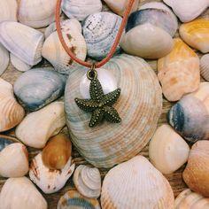 Do mar ✨ #lojaamei #etiquetaamei #concha #estrela #sereia #acessorio #cute