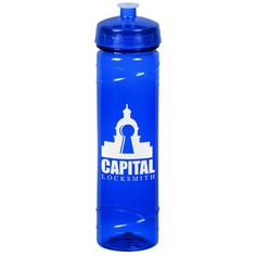 These Exclusive sports bottles include your logo for a powerful promotion! Sports Bottles, Promotion, Drinks, Logo, Water Bottles, Top Rated, Advertising, Create, Products