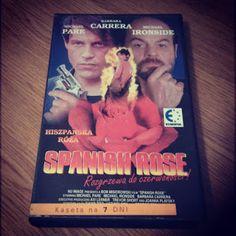 karmiony celuloidem: Hiszpańska Róża (1993)