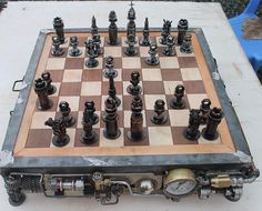 A Game of Chess anyone?