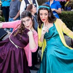 step sisters disneybound - Google Search