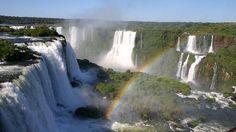 Parque Nacional do Iguaçu (PR).
