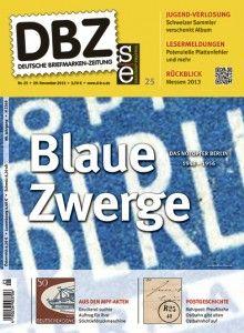 DBZ-Adventskalender Tür 12: DBZ-Jahresabonnement zu gewinnen!
