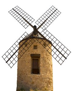 Windmill PNG by EveLivesey.deviantart.com on @deviantART