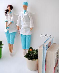 Стоматологи в стиле Тильда.. Зубные феи, врачи стоматологи в стиле Тильда. Прекрасный тематический подарок, коллегам врачам, а также родственникам врачам, выпускникам медицинской академии, и просто хорошему доктору в знак благодарности!!!!