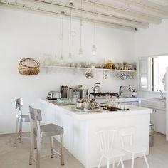 Love the open kitchen