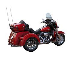 harley davidson tri glide | 2013 Harley-Davidson Tri Glide Ultra Classic - Photo #16