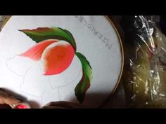 Pintura en tela tulipan semanario # 3 con cony - YouTube