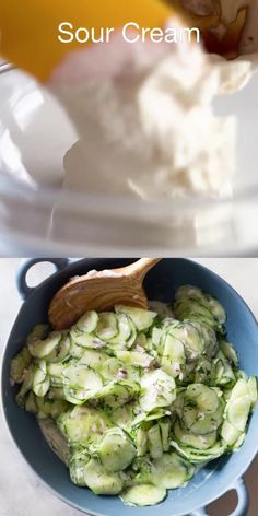 Healthy Salad Recipes, Healthy Snacks, Vegetarian Recipes, Healthy Cooking, Healthy Eating, Cooking Recipes, Healthy Side Dishes, Cucumber Salad, Soul Food