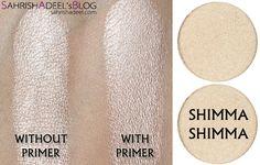 Makeup Geek Pressed Eyeshadows - Review