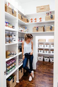 how to organize your pantry - pantry organization tips