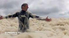 VIDEO: Foam Party!