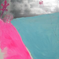 "Saatchi Online Artist: Cata Ahlbäck; Acrylic, Painting ""Reconciliation"" #art"