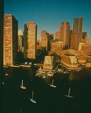 Boston's Waterfront