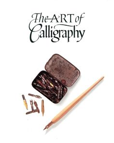 descarga -Aprende-caligrafia-The-Art-of-Calligraphy-de-David-Harris