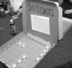 ✔ Play Battle-Shots ~ Bachelorette Bucket List. #bachelorette #party #game