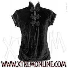 ¡Echa un vistazo a nuestra colección de ropa gótica y corsets! Artículos en stock.