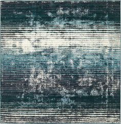 Blue Mirage Area Rug