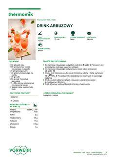 Drink arbuzowy
