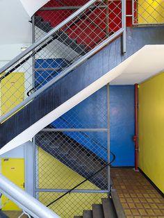 Le Corbusier, Cemal Emden · Armée du Salut, Cité de Refuge