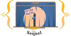 Really good tips - 12 Little-known CSS Facts: The Sequel Design Development, Software Development, Technical Communication, Web Design, Computer Coding, Html Css, Facts, Random Code, Learning