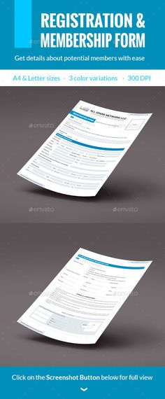 Registration Form V  Photoshop Psd Graphical Gather